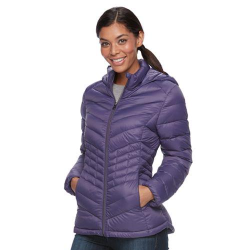 Women's ZeroXposur Tara Packable Hooded Down Jacket