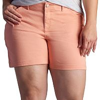 Plus Size Lee Matteo Pork Chop Pocket Shorts
