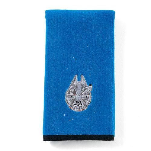 Star Wars Millennium Falcon Hand Towel
