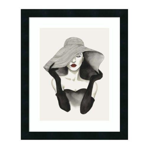 Amanti Art In Vogue I Framed Wall Art