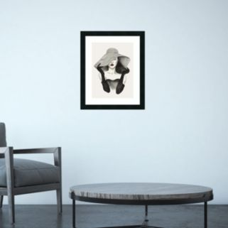 Amanti Art In Vogue I Framed Wall Art