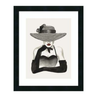 Amanti Art In Vogue II Framed Wall Art