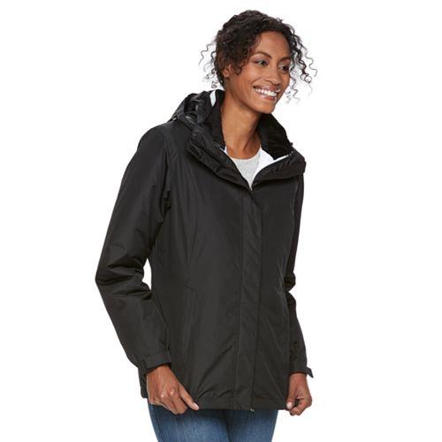 Women S Zeroxposur Piper 3 In 1 Systems Jacket