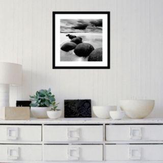 Amanti Art Seashore Framed Wall Art