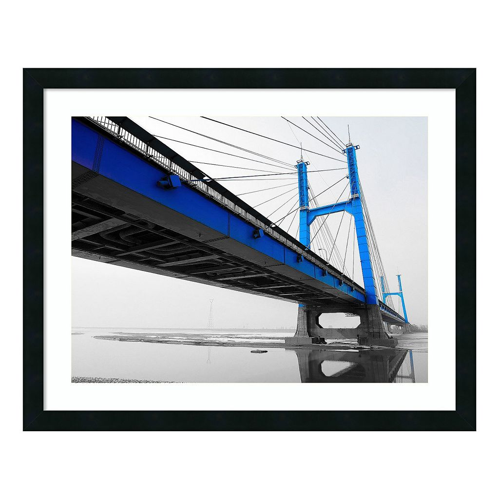 Amanti Art Bridge Framed Wall Art
