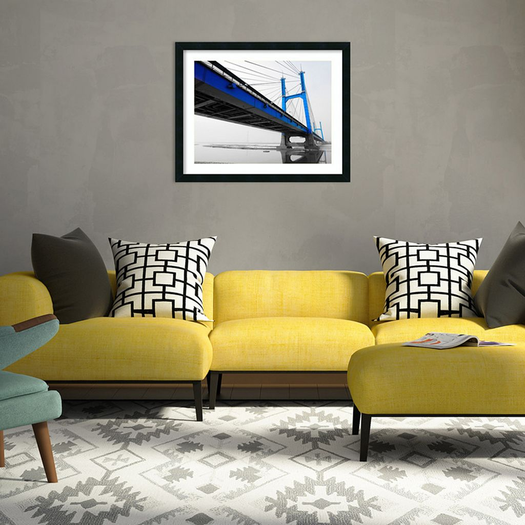 Amanti Art Bridge Framed Wall Art