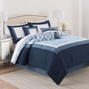 Martex 7-piece Luxury Carsten Comforter Set