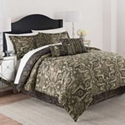 Martex 7 pc Luxury Shiraz Comforter Set