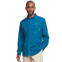 Men's Columbia Omni-Wick Pacific Breeze Button-Down Shirt