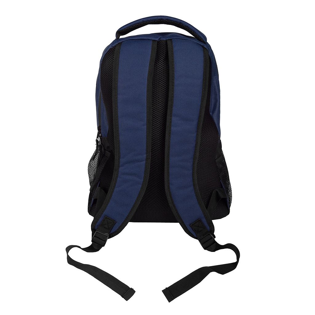 Forever Collectibles Los Angeles Rams Action Stripe Backpack