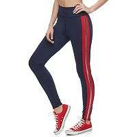 Juniors' Marvel Hero Elite Captain America Leggings by Her Universe