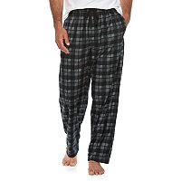 Men's Chaps Plaid Fleece Sleep Pants
