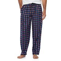 Men's Chaps Plaid Fleece Sleep Pants