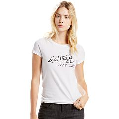 Women's Levi's Logo Graphic Tee