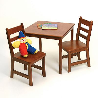 Lipper Square Table and Chairs Set