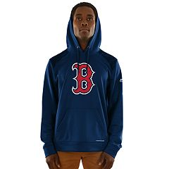 Men's Majestic Boston Red Sox Strong Lead Hoodie