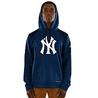 Men's Majestic New York Yankees Strong Lead Hoodie