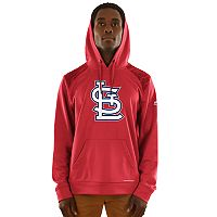 Men's Majestic St. Louis Cardinals Strong Lead Hoodie