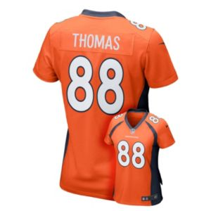 Women's Nike Denver Broncos Demaryius Thomas Game NFL Replica Jersey