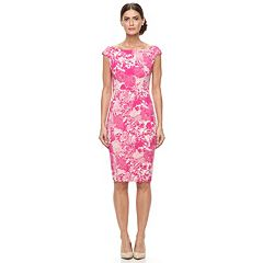 Women's Jax Floral Sheath Dress
