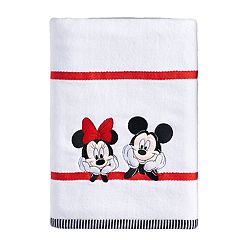 Disney's Mickey & Minnie Mouse Bath Towel