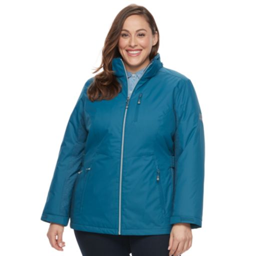 Plus Size Aliyah Insulated Jacket
