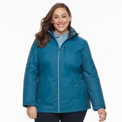 Plus Size Aliyah Insulated Jacket