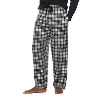 Men's Chaps Plaid Flannel Lounge Pants