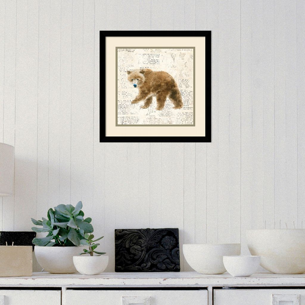 Amanti Art Into The Woods VI Framed Wall Art