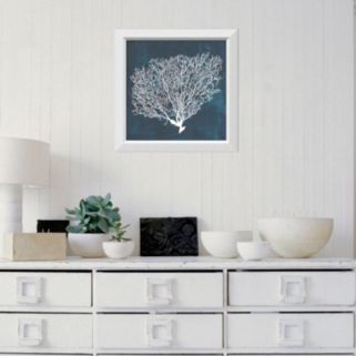 Amanti Art Inverse Sea Fan II Framed Wall Art