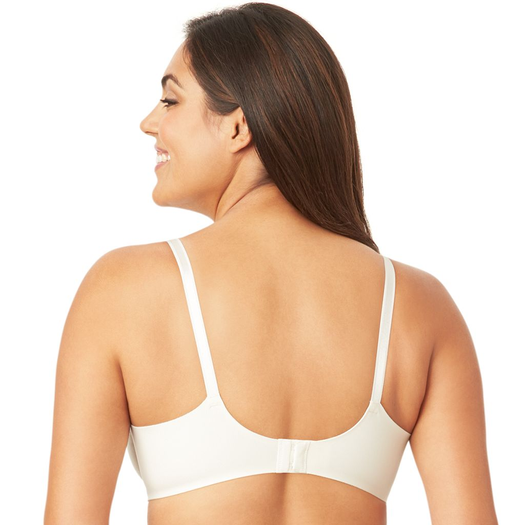 Olga Bras: No Side Effects Rose Deluster Underwire Contour Bra GB2561A