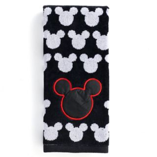 Disney's Mickey Mouse Silhouette Hand Towel