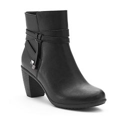 Croft & Barrow® Katharine Women's Ortholite Ankle Boots