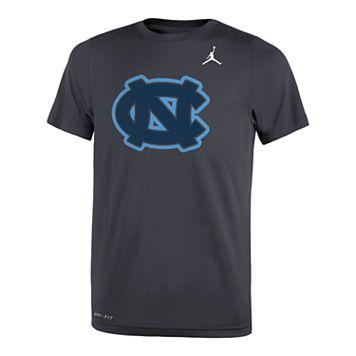 Boys 8-20 Nike North Carolina Tar Heels Travel Dri-FIT Tee