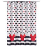Disney's Mickey Mouse Shower Curtain