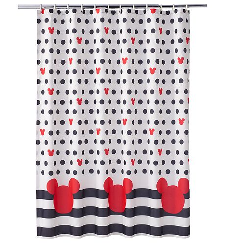 Disneys Mickey Mouse Shower Curtain