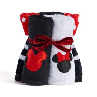 Disney's Mickey & Minnie Mouse 6-Pack Washcloths
