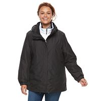 Plus Size ZeroXposur Piper 3-in-1 Systems Jacket