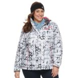 Plus Size ZeroXposur Beverly Snowboard Jacket