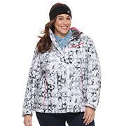 Plus Size ZeroXposur Beverly Snowboard Jacket
