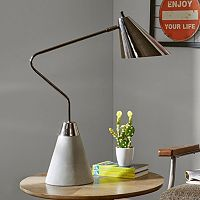 INK+IVY Bastille Modern Industrial Table Lamp