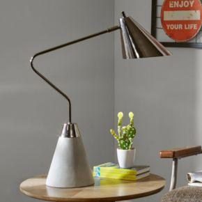 INK+IVY Bastille Modern Industrial Table Lamp