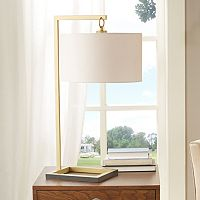 Madison Park Gold Finish Table Lamp