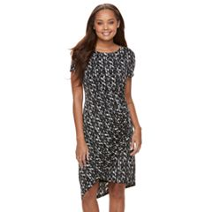 Women's Suite 7 Abstract Sheath Dress