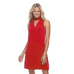 Women's Suite 7 Mockneck Shift Dress