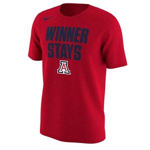 Men's Nike Arizona Wildcats Selection Sunday Tee