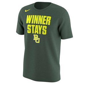 Men's Nike Baylor Bears Selection Sunday Tee