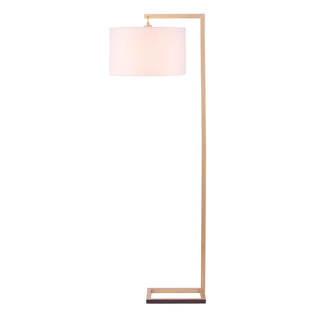 Madison Park Gold Finish Floor Lamp