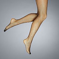 Simply Vera Vera Wang Comfort Waist Fishnet Tights