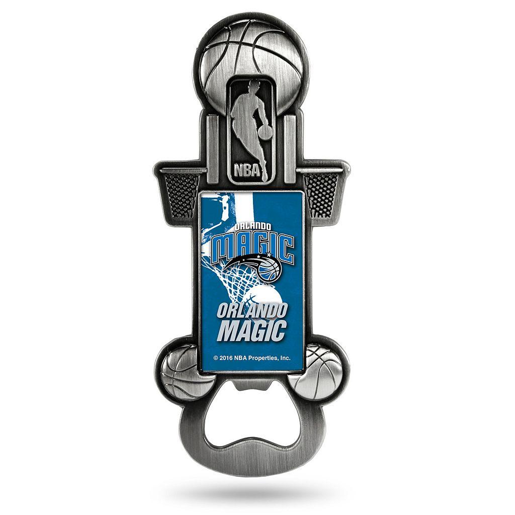 Orlando Magic Party Starter Bottle Opener Magnet
